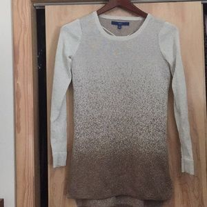 Sparkly sweater. Size small. Never worn.